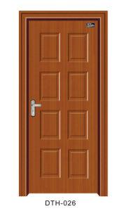 PVC Door (DTH-026) pictures & photos