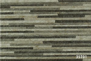 Made in China Ceramic Parquet Stone Exterior Wall Tile (333X500mm) pictures & photos