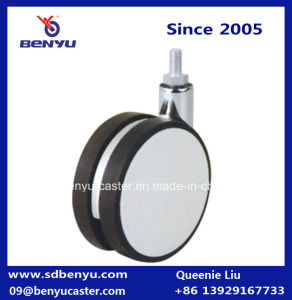 3 Inch Swivel Plate Alloy Caster Wheel pictures & photos