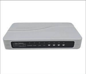 VoIP Gateway Ht-842t Provide 4 Rj-11 Port Multi-Language 4 FXS Ports VoIP Gateway, VoIP ATA pictures & photos