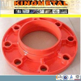 UL FM Certificate JIS Ks Fire Fighting Grooved Flange Adaptor pictures & photos