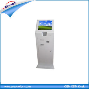 Lobby Free Standing Self-Service Coin Change Kiosk pictures & photos