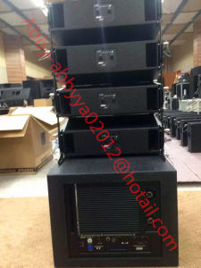 K3000 Dual 8 Inch Active Line Array with Germany DSP and Fir, Powered Line Array, PRO Audio, DSP Line Array pictures & photos