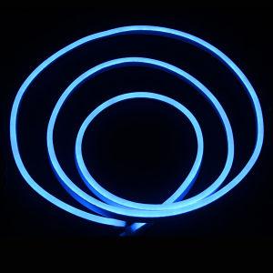 Multi Colors 80LEDs/M SMD3528 RGB LED Neon Flex Rope Light pictures & photos