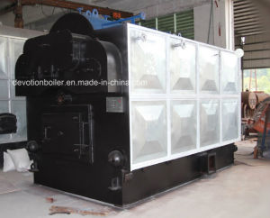 Low Price 0.5t/H Coal Fired Packaged Steam Boiler pictures & photos