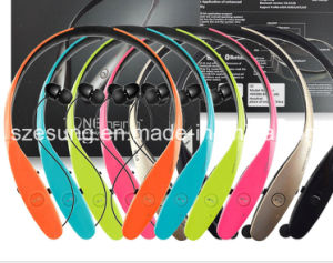 Hbs900 Wireless Bluetooth 4.0 Stereo Headset Sport Neckband Earphone Headphone Universal for iPhone Samsung LG Tone All Phone