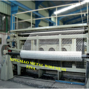 China Gab400 80*100mm Automatic Gabion Mesh Machine/Gabion Machine (XM32-2) pictures & photos