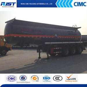 26m3 Corrosion Material Tanker Semi Trailer pictures & photos
