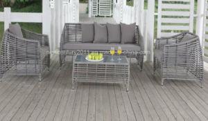 Outdoor Rattan &Wicker Sofa Set pictures & photos