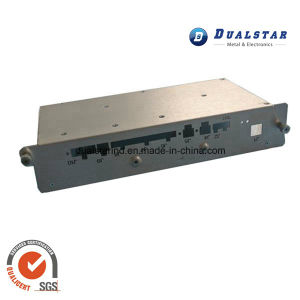 Aluminum Metal Stamping for Telecommucation pictures & photos
