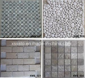 """Light Emperador Mosaic Tiles 12""""X12"""" pictures & photos"""