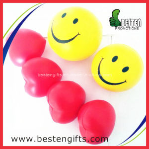 Hot Sale Custom Promotional PU Stress Ball