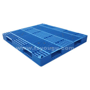Plastic Pallet, Plastic Tray, Double Sides Heavy Pallet