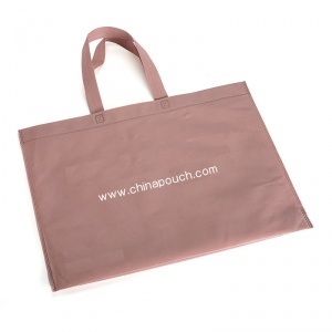Welding Non-Woven Bag with Handle pictures & photos