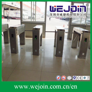 Counter Turnstile RFID Turnstile PARA Access Control System pictures & photos