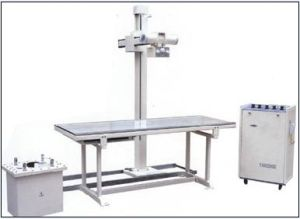 Medical X-ray Camera Machine 100mA Yz-100c pictures & photos
