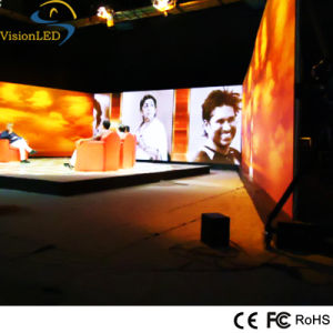 High Definition Rental P5 P6 LED Video Scroon Indoor with High Brightness