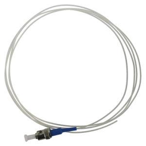 ST/PC Singelmode 9/125 Simplex Fiber Pigtail 1m pictures & photos