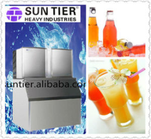 Cube Ice Maker/R12 Refrigerant for Sale pictures & photos