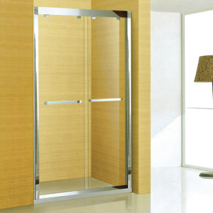Sanitry Ware 304 Stainless Steel Frame Bathroom Shower Screen (A-8955) pictures & photos