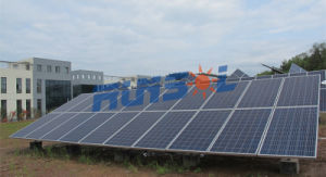 Fixed Tilt Ground Mount Solar Power System pictures & photos