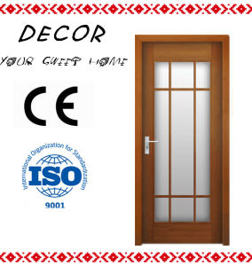 Frosted Glass Door / Door Models Wood with Glass / Wood Panel Door Design