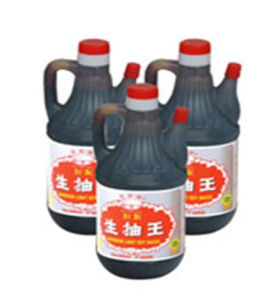 Chinese Soy Suace 800ml Light Soy Sauce pictures & photos
