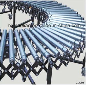 40W/220V Eectric Retractable Conveyor pictures & photos