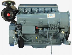 Air Cooled Deutz Diesel Engine (F6L912T) pictures & photos