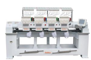 Cap Embroidery Machine Both for Capand T-Shirt Embroidery pictures & photos