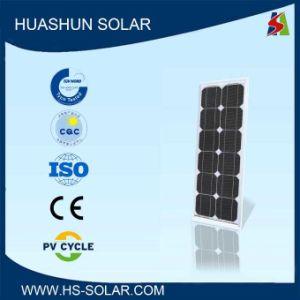 Huashun 30W 125X125 Mini Monocrystalline Solar Module (SH-30S5-4)