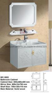 Bathroom Furniture Bathroom Cabinet with Wash Basin (MC-3610) pictures & photos