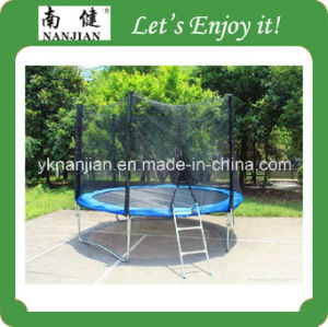 2014 New Design Stylish Used Trampolines for Sale with Enclosure Net From Yongkang Nj pictures & photos