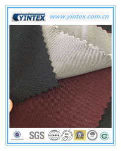 Hot Sale Smoothly Twill 100% Polyester Fabric pictures & photos