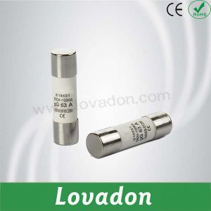Cylindrical Cap Shape Fuse with CE Certificate pictures & photos