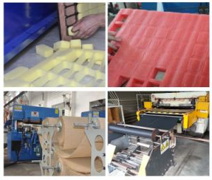 Automatic PVC Plastic Card Die Cutting Machine (HG-B60T) pictures & photos