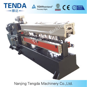 Twin Screw Extrusion with Granule pictures & photos