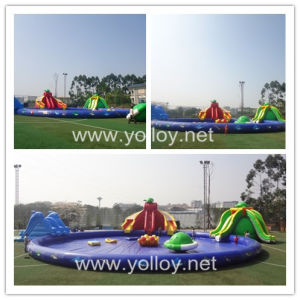 Inflatable Water Games Combo, Amusement Water Park pictures & photos