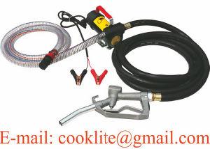 Diesel Transfer Pump Kit 230V 550W 60L/Min Pistolet Manuelle pictures & photos