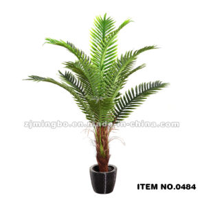 Artificial Plant Cycas Artificial Fern 0484