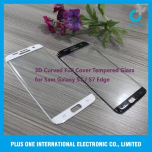 3D Curved Full Cover Tempered Glass for Galaxy S7/S7 Edge pictures & photos