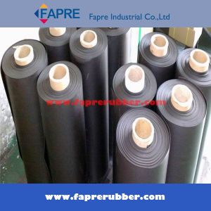Sr/NBR/SBR /EPDM /Nr/Cr /Viton /Silicone Rubber Sheet in Roll. pictures & photos