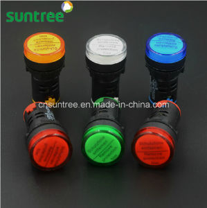 24 Volt LED Indicator Lights Ad16-22ds LED Indicator pictures & photos