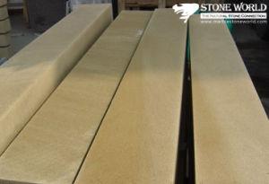 Beige Sandstone for Column (CS065) pictures & photos