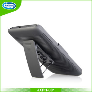 Factory Price 180 Degree Rotating Belt Clip Holster Combo Case for Huawei G620s pictures & photos