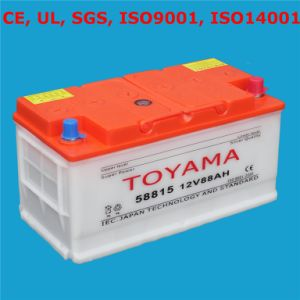 Ce UL SGS ISO Cars Battery Auto Battery Deals Advance Auto Car Battery pictures & photos