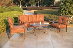 Classic Garden Chat Sofa Set Outdoor Garden Furniture pictures & photos