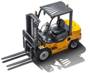 3.5ton Diesel Engine Forklift Truck pictures & photos