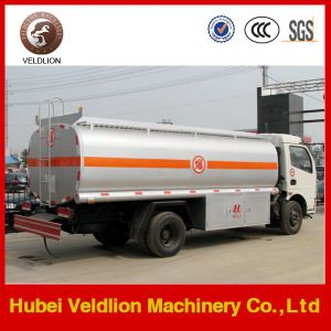 Dongfeng Oil Tank Truck with Refuelling Function pictures & photos