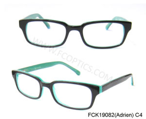 Good Quality Acetate Handmade for Boy Eyeglasses pictures & photos